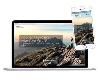 jemix entwicklet Apps für mobile Apple Endgeräte in iOS und für Apple Rechner in macOS.
